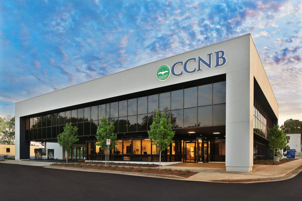 Photo of CCNB Greenville location
